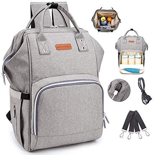 Baby Diaper Bag, Eaglean Large Multifunction Travel BackPack...
