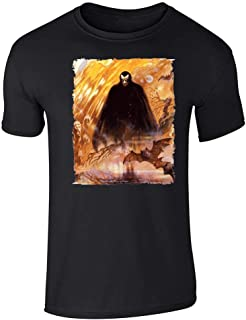 Count Dracula by Frank Frazetta Art Costume Graphic Tee T-Shirt for Men