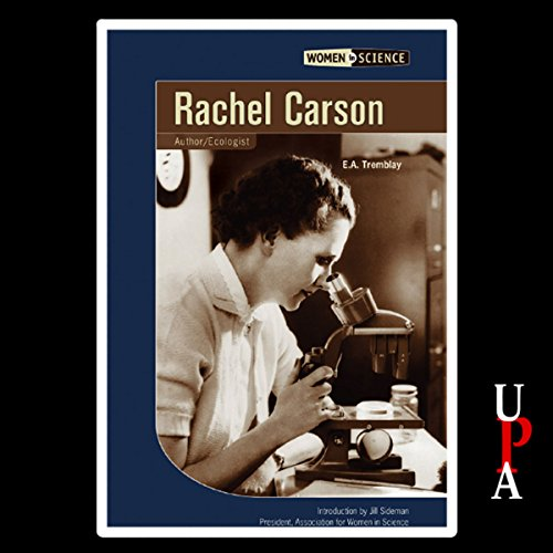 Rachel Carson audiobook cover art