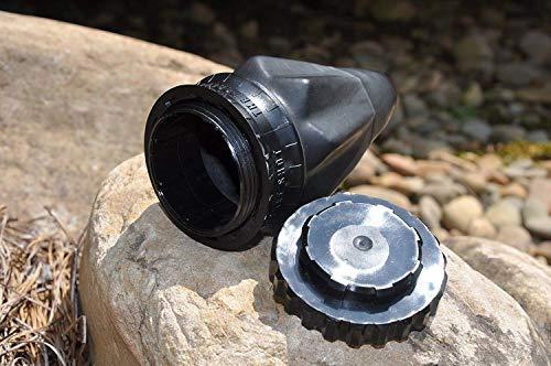 Pocket-Shot Black Pro - Ideal zur Selbstverteidigung auf Entfernung und zur Heimverteidigung (Home Defense)