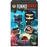 Funko- Pop Funkoverse 101-Expandalone (Spanish) Jurassic Park Board Game, Multicolor (47125)