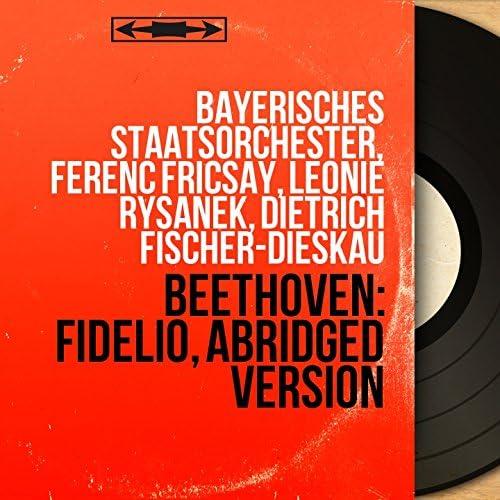 Bayerisches Staatsorchester, Ferenc Fricsay, Leonie Rysanek, Dietrich Fischer-Dieskau