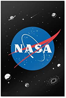 GRAPHICS & MORE NASA Official Meatball Logo Home Business Office Sign