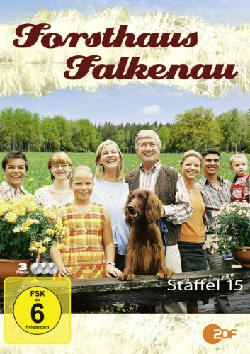 Forsthaus Falkenau - Staffel 15 (3 DVDs)