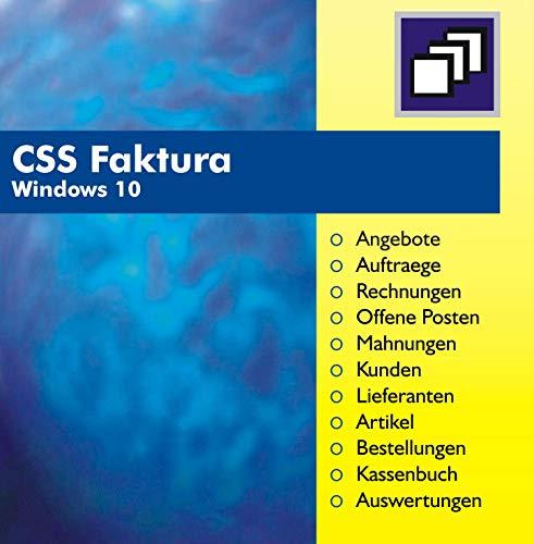CSS Faktura 2021 Einzelplatz   Modulare Faktura Software für Unternehmen