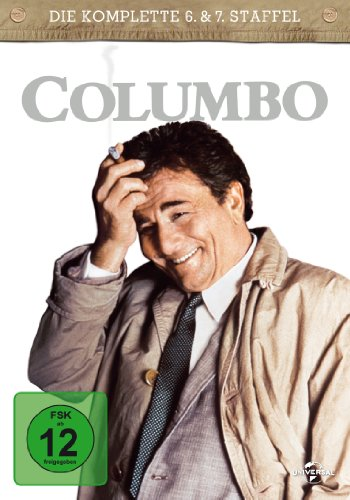 Columbo - Staffel 6 & 7 [3 DVDs]