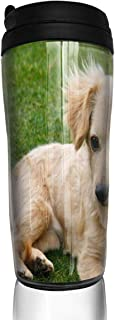 Coffee Mug Chiweenie Puppy Dog Travel Tumbler Insulated Leak Proof Drink Containers Holder Fantastic 12 Ounces