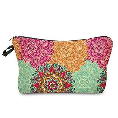 Hauguagua Fashion Small Cosmetic Bag