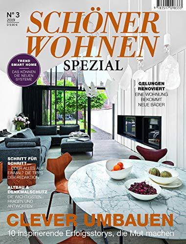 Schöner Wohnen Spezial Nr. 3/2019: Architektur & Smart Home