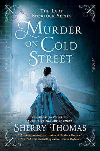 Murder on Cold Street: 5 (Lady Sherlock)