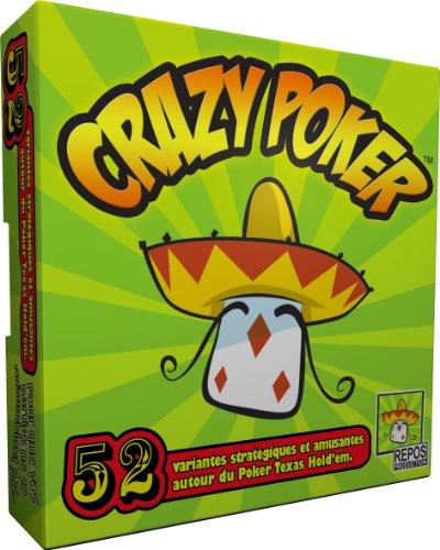 Pokémon - KG15 - Jeu d'ambiance - Crazy Poker
