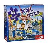 XXL Puzzle Auf Streife mit der Polizei. 45 Teile...
