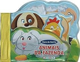 Animais da Fazenda. Hora do Banho