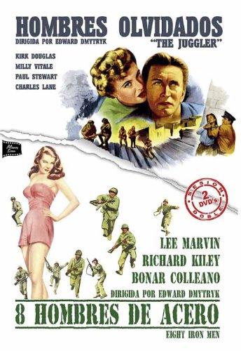 Pack Hombres Olvidados - 8 Hombres De Acero [DVD]