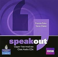 Speakout (1E) Upper-Intermediate Class CDs (3)