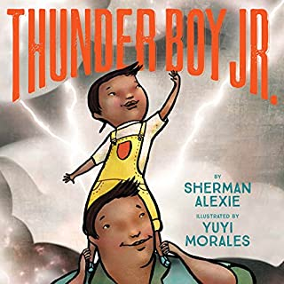 Thunder Boy Jr. cover art
