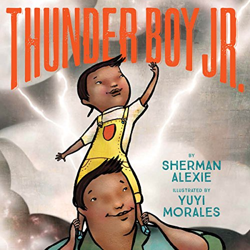 Thunder Boy Jr. audiobook cover art