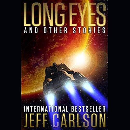 Long Eyes and Other Stories audiobook cover art