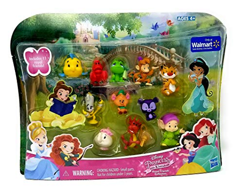 Disney Princess Little Kingdom Exclusive Royal Friends Collection by Disney