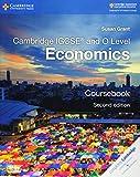 Cambridge IGCSE and O Level Economics. Coursebook. Per le scuole superiori (Cambridge International IGCSE)