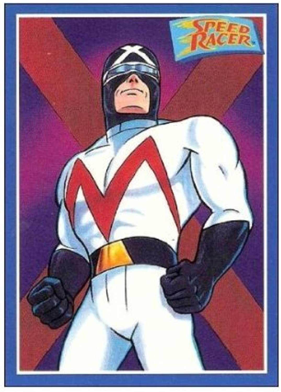 Speed Racer Prime Time 1993 Trading Cards Complete Set