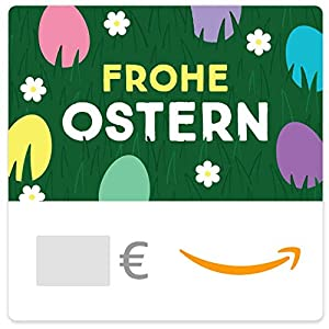 Digitaler Amazon.de Gutschein (Frohe Ostern)