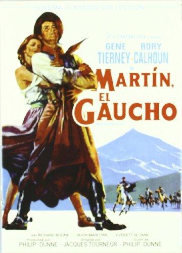 Martin El Gaucho [DVD]