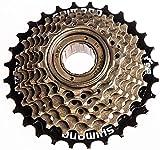 MEGHNA MF-TZ500 6/7-Fach Schraubkranz 14-28T Ritzel Fahrrad Freilauf Verwendet für Mountainbikes Rennräder Falträder MTB-Fahrradteil