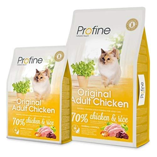 Profine Original Adult – Cat Food – Chicken - 10kg