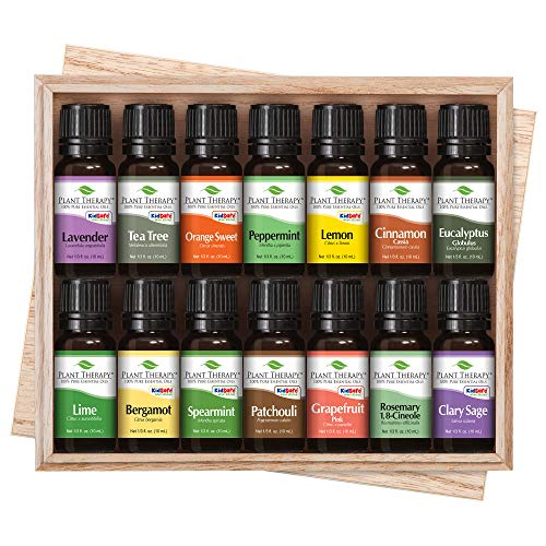 Plant Therapy Top 14 Set - 100% Pure Therapeutic Grade