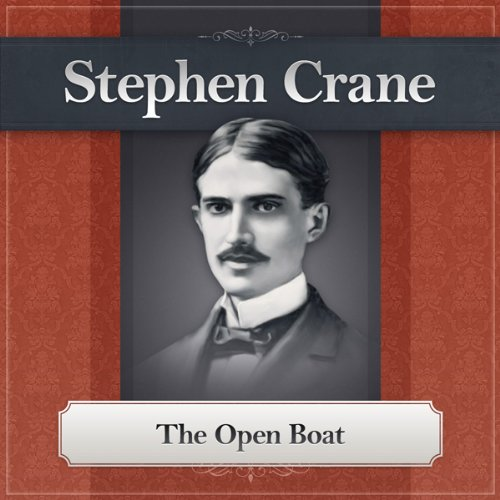 The Open Boat  By  cover art