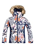 Roxy Jet Ski - Chaqueta para Nieve - Chicas - Azul