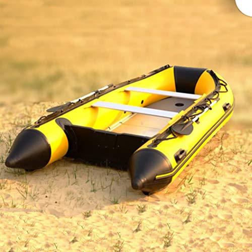SHZJ Kayak Gonfiabile 6 Persone, Adatto per Alluvione E Soccorso di Emergenza, Soccorso di...
