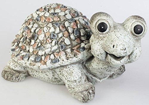 Formano Garten Dekofigur Schildkröte Stones