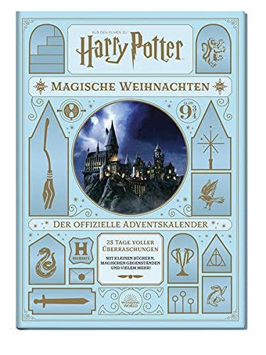 Harry Potter: Magische Weihnachten: Der offizielle Adventskalender: 25 Tage voller Überraschungen
