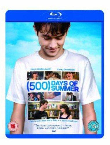 500 Days Of Summer [Edizione: Regno Unito] [Reino Unido] [Blu-ray]