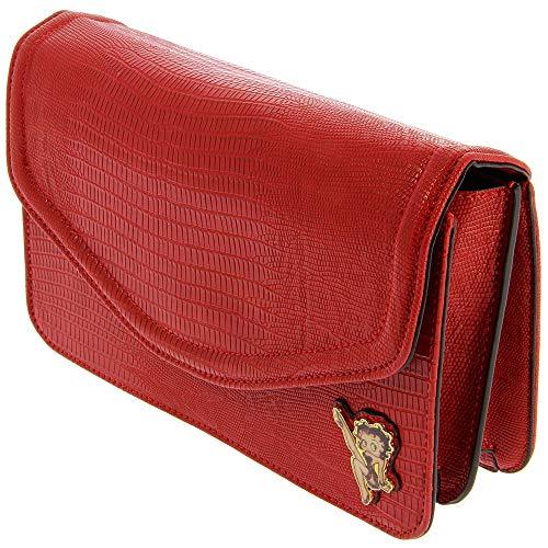 Betty Boop Classic 'Jessica'Handtasche, Rot