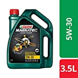 Castrol MAGNATEC Stop-Start 5W-30 Full Synthetic Engine Oil for Petrol, Diesel and CNG