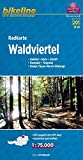 Waldviertel / Wachau (2014): Gmünd - Horn - Zwettl - Kamptal - Thayatal - Kamp-Thaya-March-Radweg