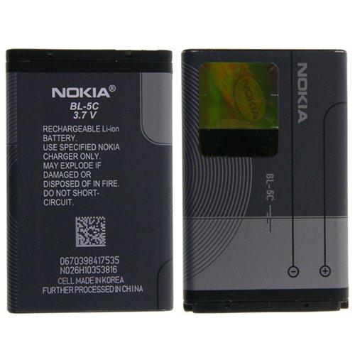 Nokia 1600 Original Akku BL-5c