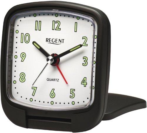 Regent Wecker, 42-150-7, schwarz