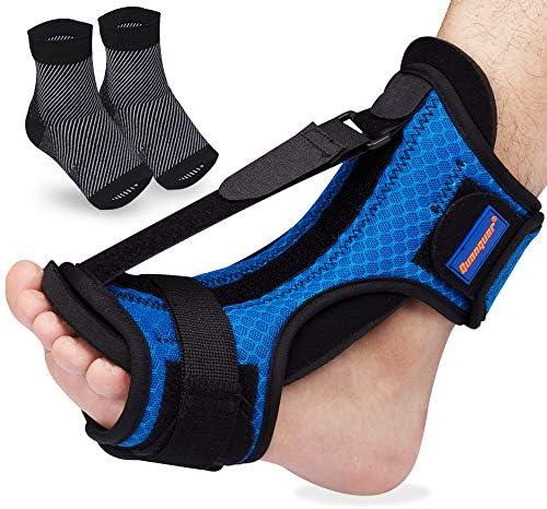 Plantar Fasciitis Splint Night Foot Brace Dorsal Night Splint for Plantar Fasciitis Adjustable product image