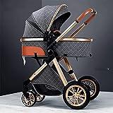 FXBFAG 3 en 1 Silla de seguridad para bebés Cochecito de...