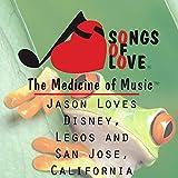 Jason Loves Disney, Legos and San Jose, California