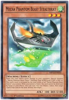 Yu-Gi-Oh! English Version MP14-EN013 Brotherhood of The Fire Fist - Leopard Fast fire Star - Taishou (Normal) 1st Edition