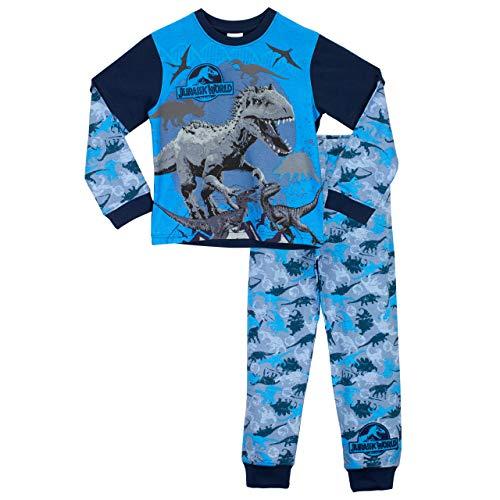 Jurassic World Jungen Schlafanzug 128