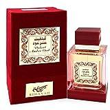 Velvet Amber Oud by Rihanah Eau De Parfum Spray 4.2 oz / 125 ml (Women)