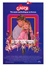 Grease 2 Poster B 27x40 Maxwell Caulfield Michelle Pfeiffer Adrian Zmed