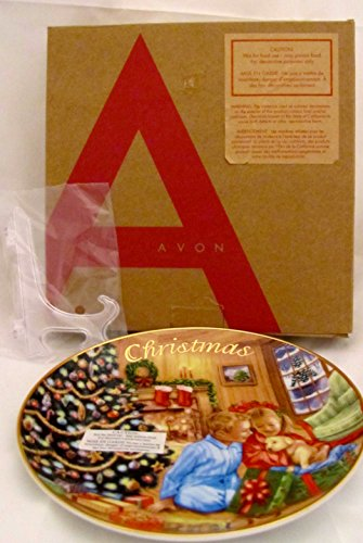 Avon - A Gift To Remember 2009 Christmas Plate [Caucasian]