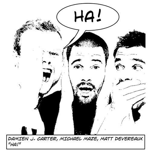 Damien J. Carter, Michael Maze & Matt Devereaux